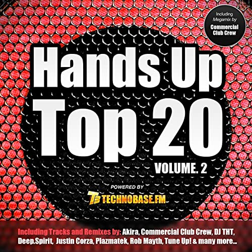 Various Artists - Hands Up Top 20 Vol 2