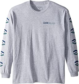 Quiksilver Kids - Friendly Fire Long Sleeve (Big Kids)