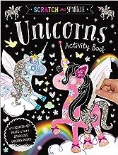 Scratch and Sparkle Unicorns Activity Book PDF