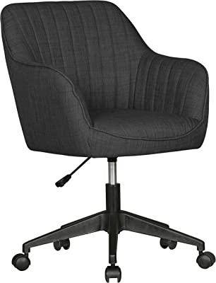 hjh OFFICE 670550 Home-Office Drehsessel SHAPE 200 Stoff