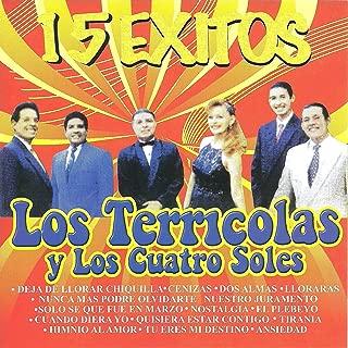 15 Exitos de Los Terrícolas y Los Cuatro Soles