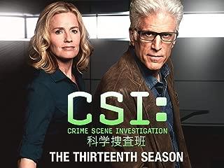 CSI:科学捜査班 シーズン 13 (字幕版)
