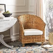 barrel chair wicker