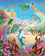 Secret of the Wings Movie Storybook (English Edition)