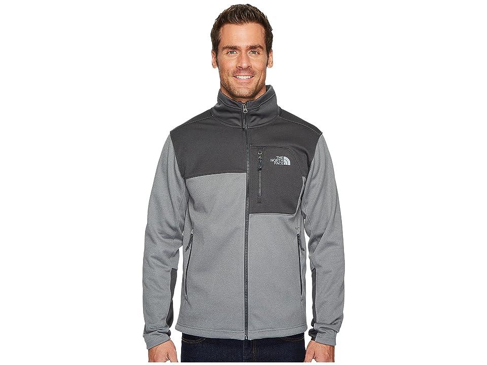 The North Face Apex Risor Jacket (TNF Medium Grey Heather/TNF Dark Grey Heather) Men