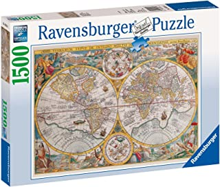 Ravensburger Historical Map - 1500 Piece Puzzle