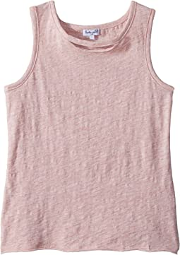 Melange Tank Top (Big Kids)