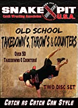 Catch Wrestling Old School Takedowns, Throws & Counters DVD
