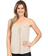 Lilla P - Textured Stripe Swing Camisole