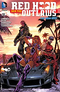 Red Hood and the Outlaws (2011-) #32