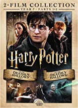 HP7: Deathly Hallows,1&2 (2pk) (DVD)