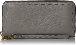 Fossil Logan RFID Zip Around Clutch Wallet