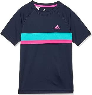 adidas Boy's Club Color Block T-Shirt