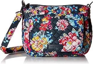 Vera Bradley Signature Cotton Carson Mini Shoulder Bag Crossbody Purse