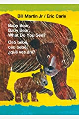 Baby Bear, Baby Bear, What Do You See? / Oso bebé, oso bebé, ¿qué ves ahí? (Bilingual board book - English / Spanish) (Brown Bear and Friends 1) Kindle Edition