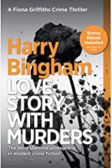 Love Story, With Murders: Fiona Griffiths Crime Thriller Series Book 2 Kindle Edition