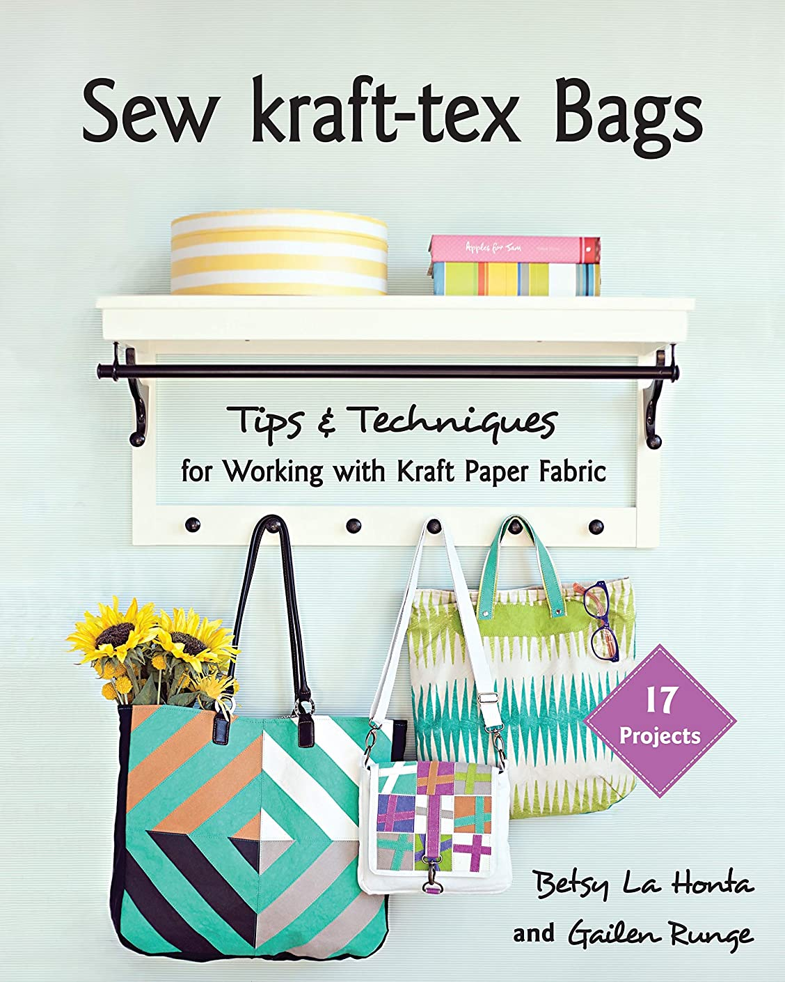 Stash 11320 Sew tex Bags-17 Projects, Tips & Techniques for Working with Kraft Paper Book None