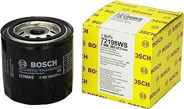 Bosch 72198WS / F00E369877 Workshop Engine Oil Filter