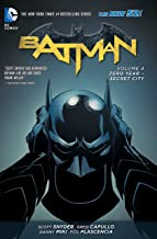 the new 52 batman #0