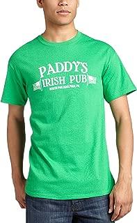 It's Always Sunny in Philadelphia -Paddy's Irish Pub T-shirt, Green, small
