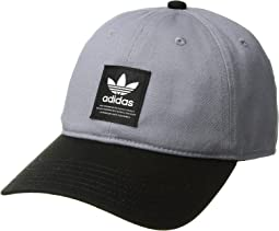 Originals Relaxed Label Strapback