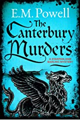 The Canterbury Murders (A Stanton and Barling Mystery Book 3) Kindle Edition