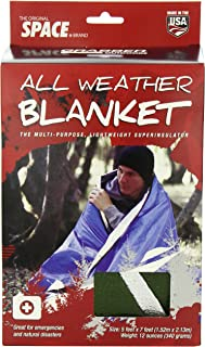 Grabber Outdoors Original Space Brand All Weather Blanket