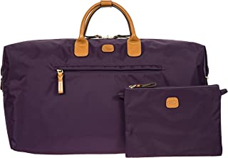 x-Travel 2.0 22 Inch Deluxe Cargo Overnight/Weekend Duffel Bag, Violet, One Size