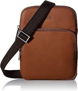 BOSS Herren Crosstown C_NS phone Crossbody Bag, Light/Pastel Brown235, ONESI