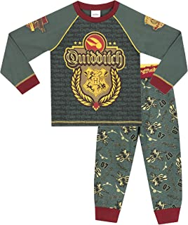 HARRY POTTER Pijamas para Niños Quidditch
