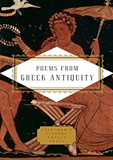 Poems from Greek Antiquity (Everyman`s Library Pocket Poets Series)