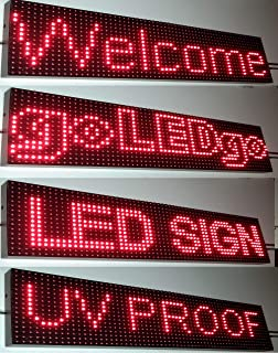 Best led sign wifi Reviews