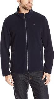 Men's Classic Zip Front Polar Fleece Jacket