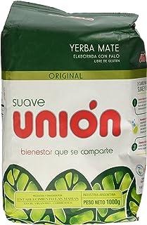 Union Yerba Mate Con Palo (Suave) 1kg / 2.2lb