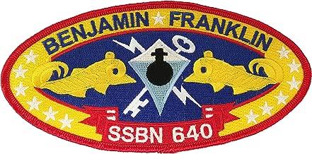 USS Benjamin Franklin SSBN-640 Patch