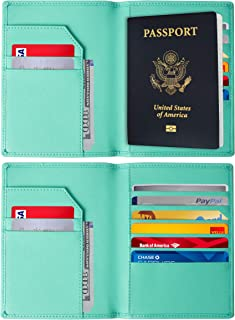 passport holder personalized