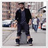Street Fashion Swag Men 2018