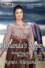 Yolanda's Hope (The Barlow Wives Book 5)