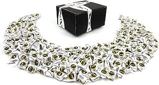 Rademaker Hopjes Coffee Candy, 2 lb Bag in a BlackTie Box