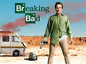 breaking bad sezon 1 epizod 1