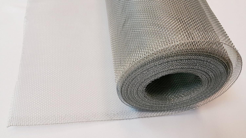 Green Home Moustiquaire en aluminium en rouleau