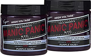 Best purple haze manic panic on black hair Reviews