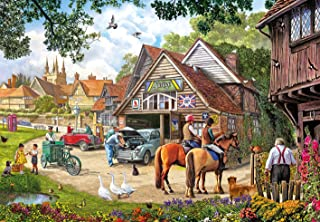 Gibsons Afternoon Amble Jigsaw Puzzle (1000 Pieces)