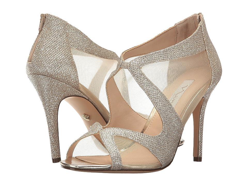 Nina Cordela (Soft Silver/Champagne) High Heels