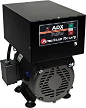 Rotary Phase Converter 5 HP 1 to 3 Phase - CNC Extreme Duty American Made ADX5F