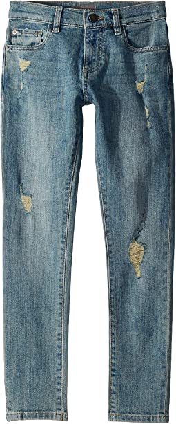 Zane Super Skinny Jeans in Wild Thing (Big Kids)