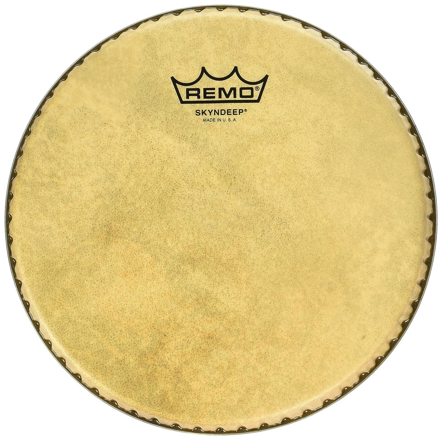 Remo S-Series Skyndeep Bongo Drumhead - Calfskin Graphic, 8