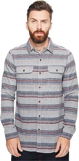 VISSLA - Fort Point Long Sleeve Flannel