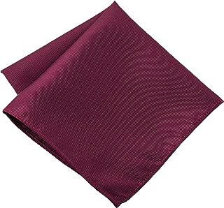 Best mens burgundy pocket square Reviews