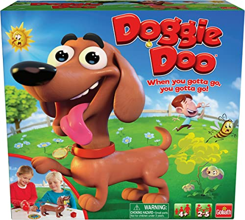 ordenar ahora Goliath New New New and Improved Doggie Doo Game  productos creativos